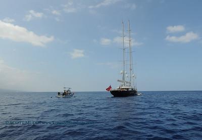 tamsen yacht (タムセン帆船)