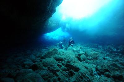 underwater topography (水中地形)