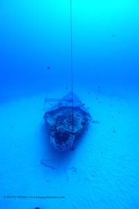 sunken wreck (沈没船)