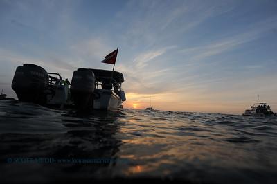 sunset dive (サンセットダイブ)