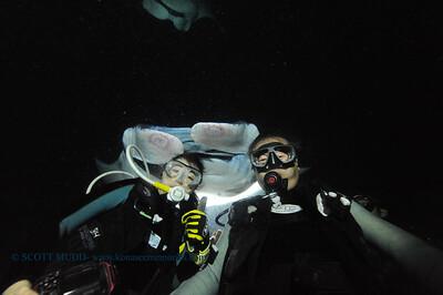 divers manta 22  keauhou 020116mon