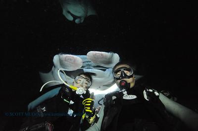 divers manta 21  keauhou 020116mon
