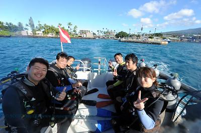 divers umikatana kailuabay 020517sun