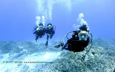 divers  turtleheaven 010418thurs