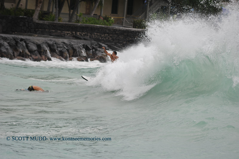 hurricane wave (台風の波)