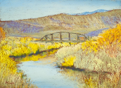 Malheur River 3: Old Trestle