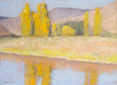 Malheur River 1: Cottonwoods