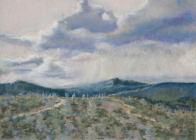 Foothill Rain