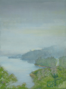 Rising Fog, Whiskeytown Lake