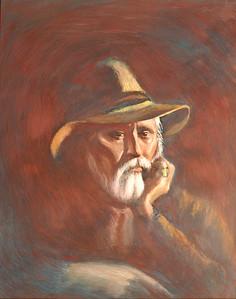 Irv Docktor Pastel Portrait-41