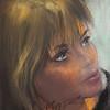 Irv Docktor pastel portrait-35