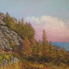 The Fortunate Island  9 x 12 Pastel