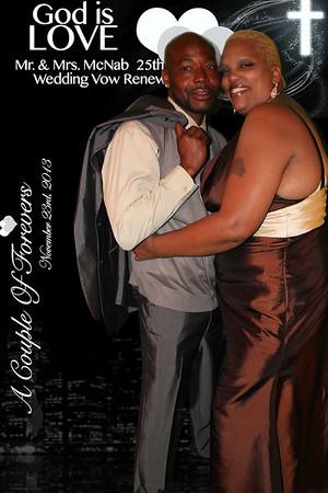 Pastor & Mrs McNab