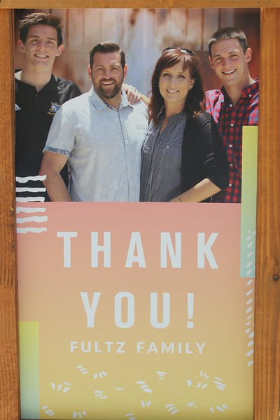 Pastor Rob Fultz Farewell