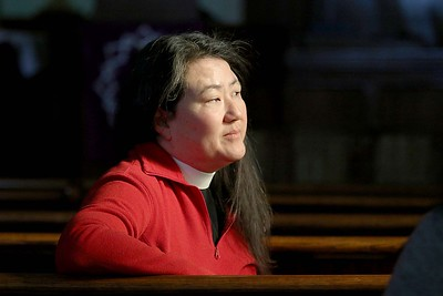 pastor of Shepherd of the Valley church Susan Gaeta, February 13, 2018
