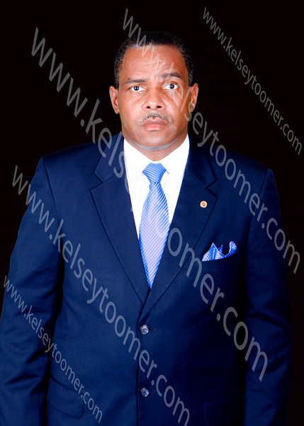 Pastor Hickson Black
