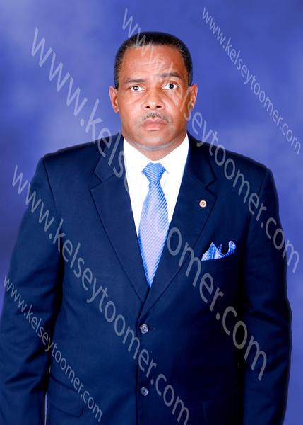 Pastor Hickson Blue