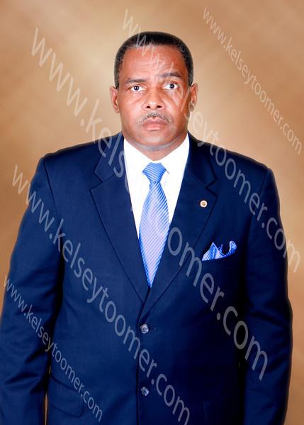 Pastor Hickson Brown