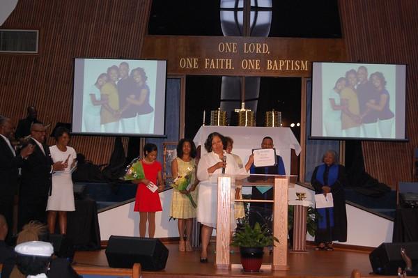 Pastor's 8th Anniversary