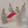 Ceramicist Pat Simpson will have her works on display in the Pat & Kinka Show Nov. 2-25 at Lawrence Street Gallery in Ferndale. <br /> Courtesy Pat Simpson