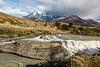 Paine cascades