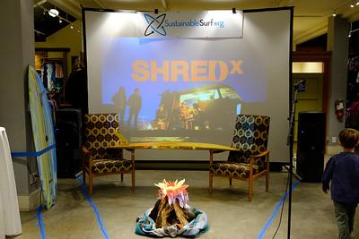 Shred-x