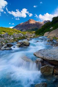 Rio Blanco – Los Glaciares National Park, Patagonia, Argentina