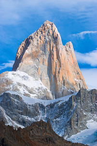 Mount Fitz Roy – Los Glaciares National Park, Patagonia, Argentina
