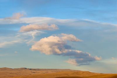 Lazy Clouds – Los Glaciares National Park, Patagonia, Argentina