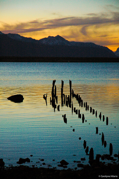 Channel Last Hope<br /> Puerto Natales<br /> Chilean Patagonia