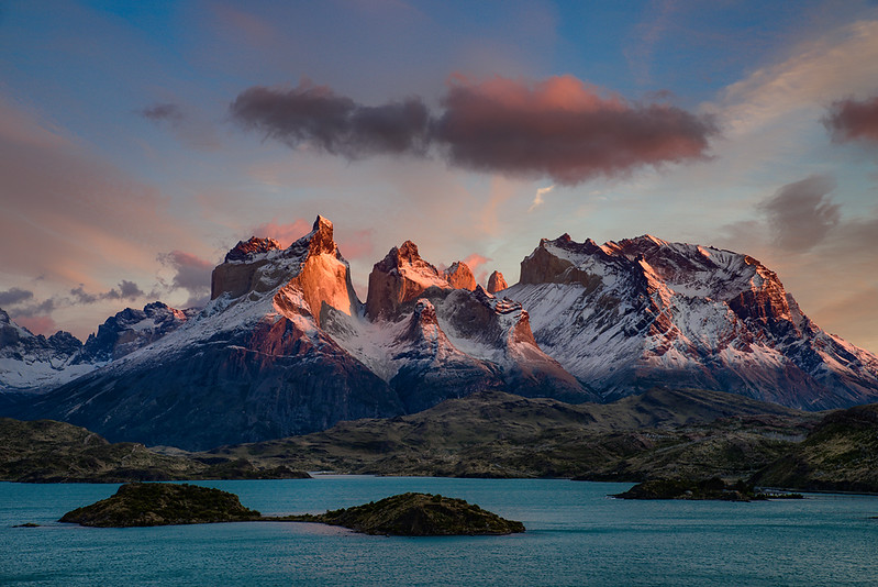 Los Cuernos, Torres del Paine National Park