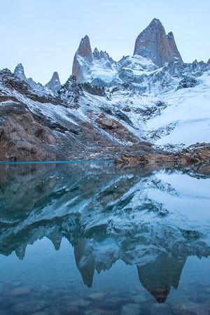 Laguna de los Tres, Chalten