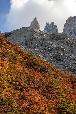 Torres Del Paine Otono