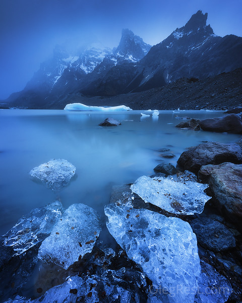 Ice of Patagonia
