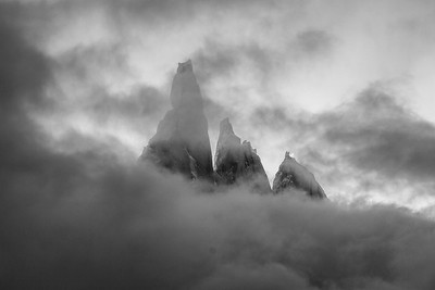 Cerro Torre Magic Castle