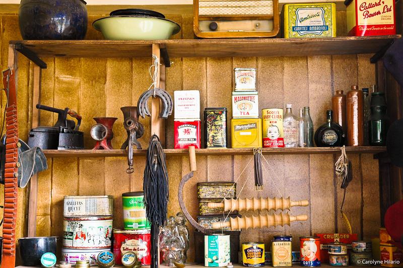 Antique General Store<br /> Porvenir<br /> Tierra del Fuego, Chilean Patagonia