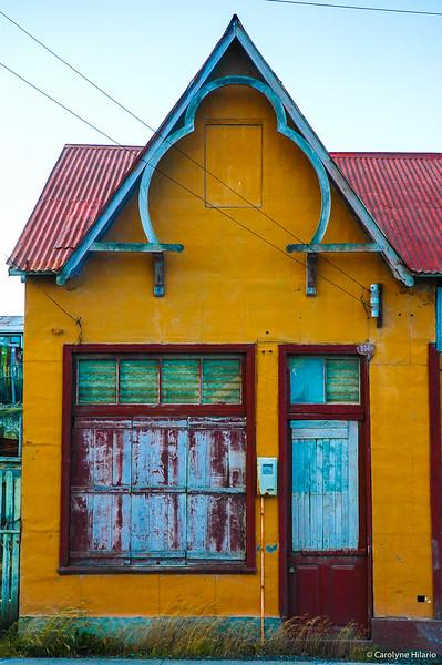 Little House<br /> Porvenir<br /> Tierra del Fuego, Chilean Patagonia
