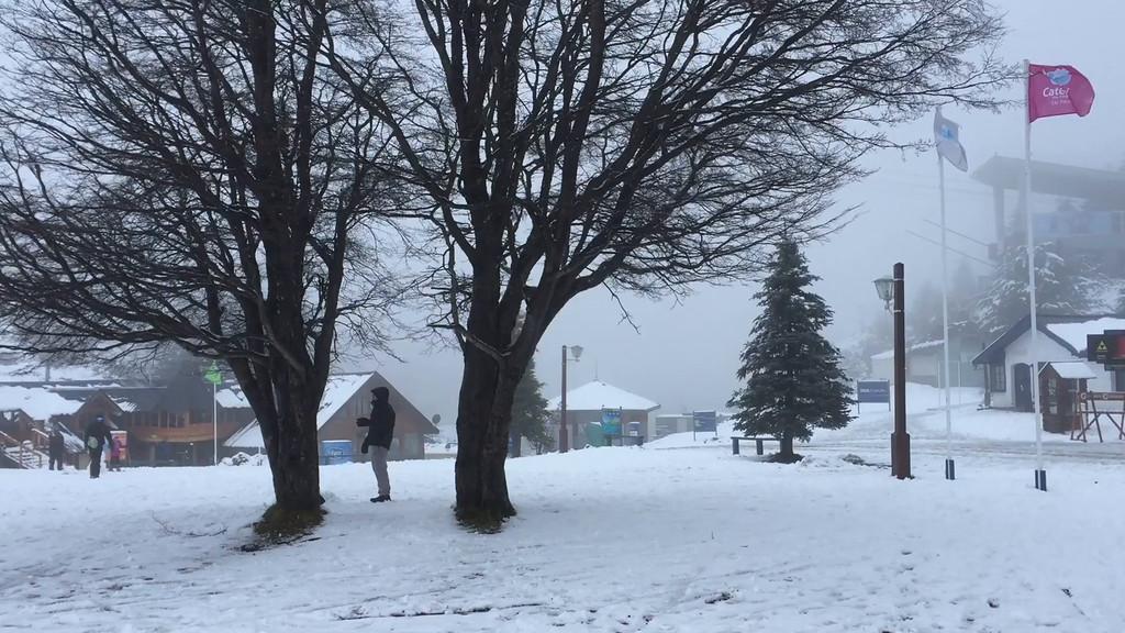 Video of Skiing in Bariloche... 51 seconds