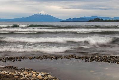 Osorno Volcan,  Lago Llanquihue