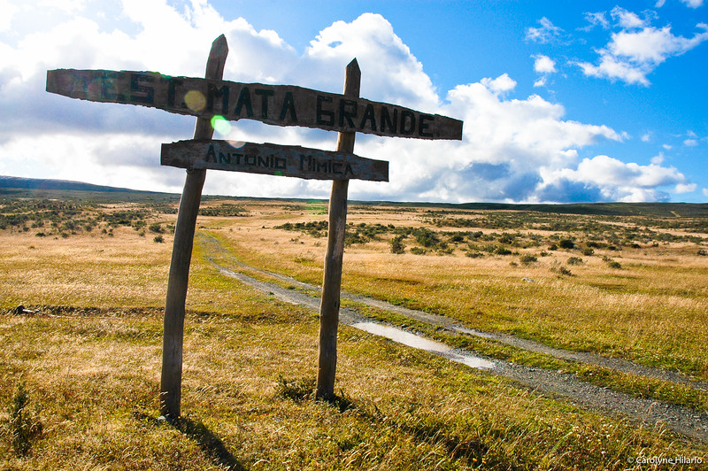 Estancia Mata Grande<br /> Tierra del Fuego, Chilean Patagonia