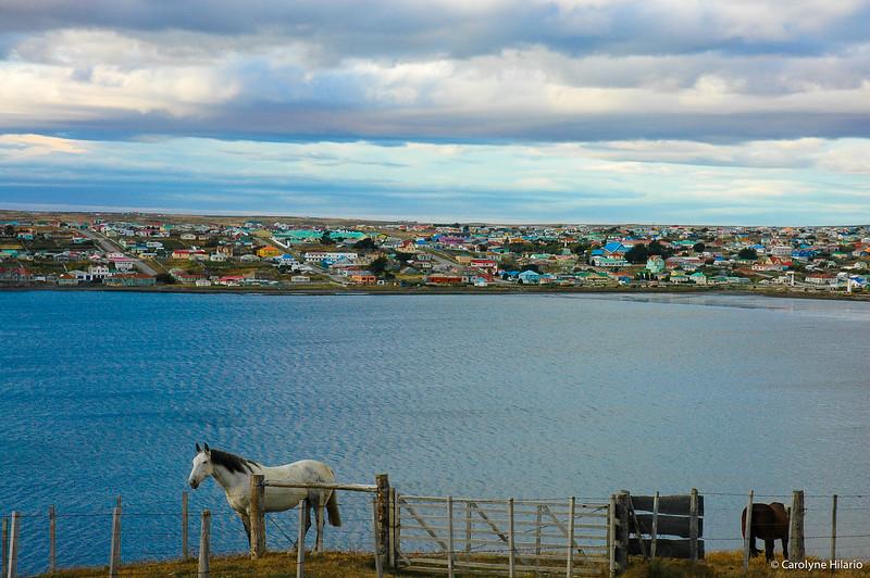 Town of Porvenir<br /> Tierra del Fuego, Chilean Patagonia
