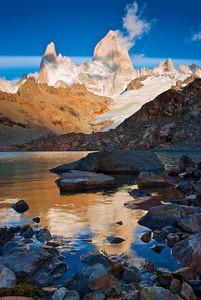 Mount Fitz Roy & Laguna de los Tres – Los Glaciares National Park, Patagonia, Argentina