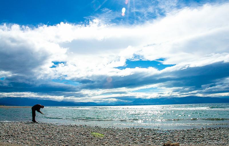 Lago Buenos Aires<br /> Los Antiguos<br /> Argentine Patagonia