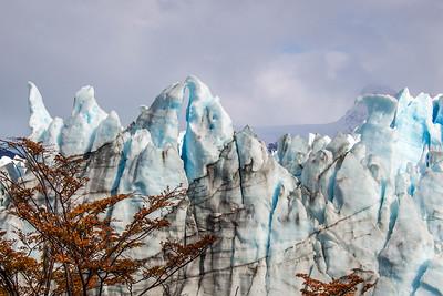 Glacier peaks