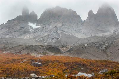 Valle De Frances, Torres Del Paine