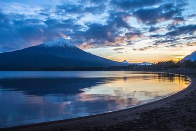 Osorno Volcan, Sunrise