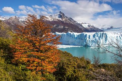 Perito Moreno, Otono, Argentina