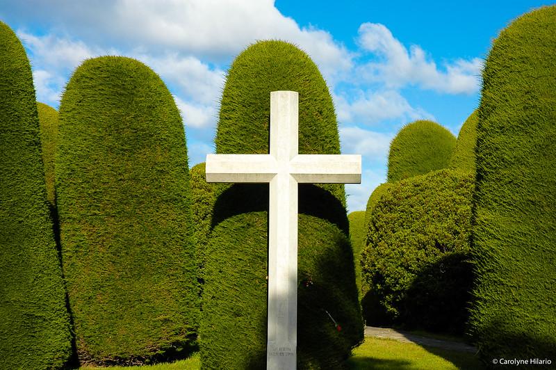Cemetery of Punta Arenas<br /> Puerto Natales<br /> Chilean Patagonia