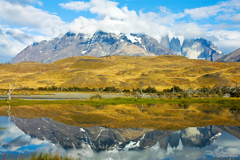 Torres del Paine National Park<br /> Chilean Patagonia
