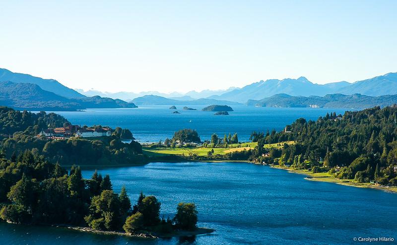 San Carlos de Bariloche<br /> Argentine Patagonia